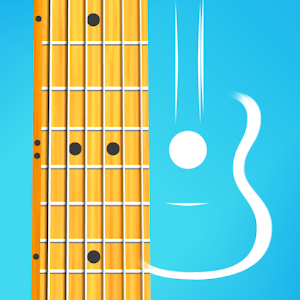 Learn music notes on your Guitar Fretboard For PC