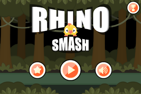 Rhino Smash - screenshot
