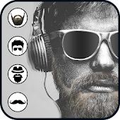 Download Beard Style Suit for Men APK to PC
