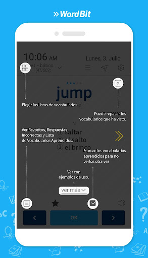 WordBit Inglés [Lockscreen] screenshot 8