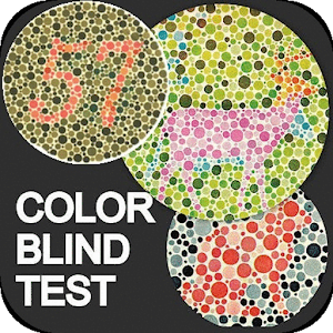 Color Blindness Test Ishihara Optometry Eye Test