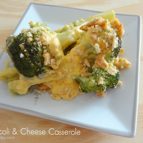 Broccoli and Cheese Casserole