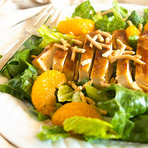 Simply Delicious Chinese Chicken Salad