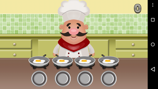 Crazy Chef in Kitchen screenshot 5