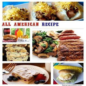 American food recipes android apps on google play for Conception cuisine android
