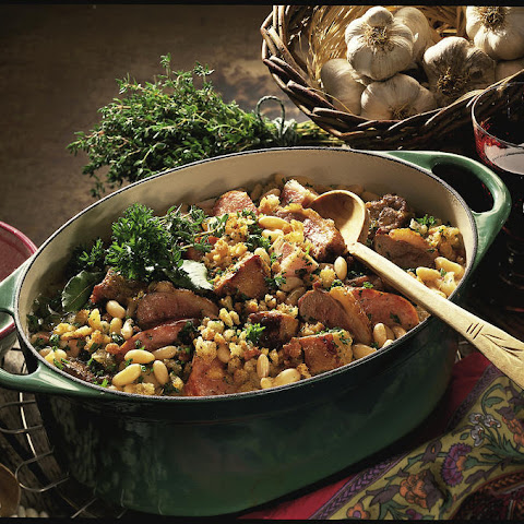 Cassoulet - Hearty French Stew