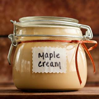 Maple Cream Recipes