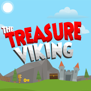 The treasure viking