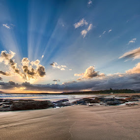 Gerroa by Ian Mills - Landscapes Sunsets & Sunrises ( hdr, sunsets, panorama, gerroa )