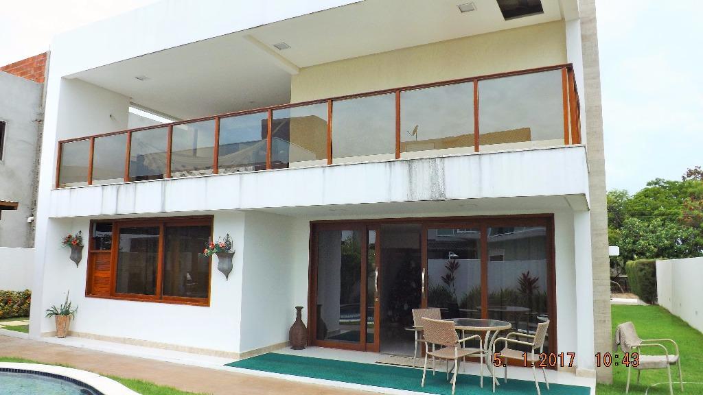 Casa residencial à venda, Altiplano Cabo Branco, João Pessoa - CA1283.