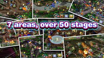 Screenshot of Zombies vs Toys