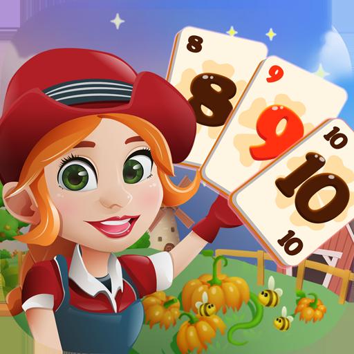TriPeaks Solitaire Farm (game)