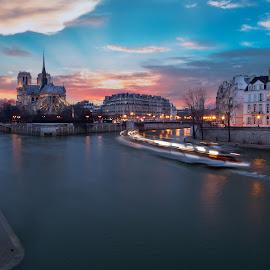 Notre-Dame de Paris 3 by Jimmy Kohar - City,  Street & Park  Skylines