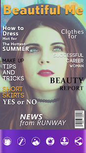 Magazine Maker Cover Sensation - screenshot