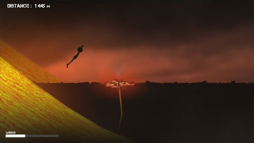 Apocalypse Runner 2: Volcano - screenshot