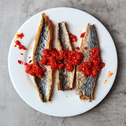 Ikan Balado (Padang-Style Grilled Mackerel with Sambal)