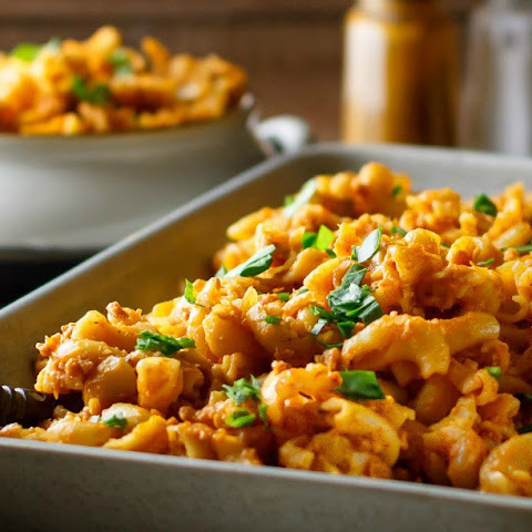 Meatless Cheeseburger Mac and Cheese