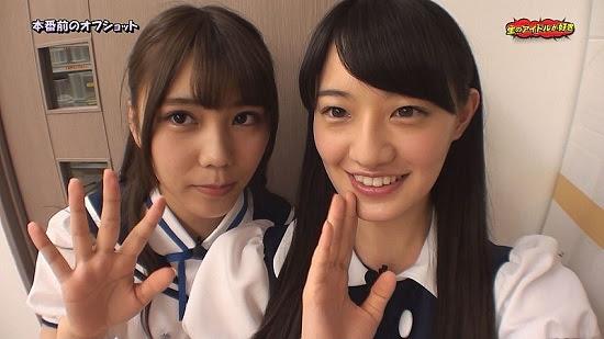 (TV-Variety)(1080i)(乃木坂46) 松村沙友理 中田花奈 – 生のアイドルが好き Nama no Idol ga Suki ep27 150708