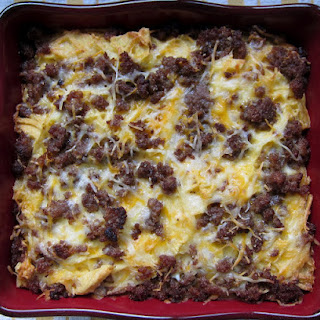 Casserole With Sausage Eggs And Maple Syrup Recipes