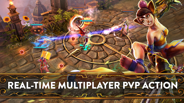 VG: Vulkan Beta APK screenshot thumbnail 1