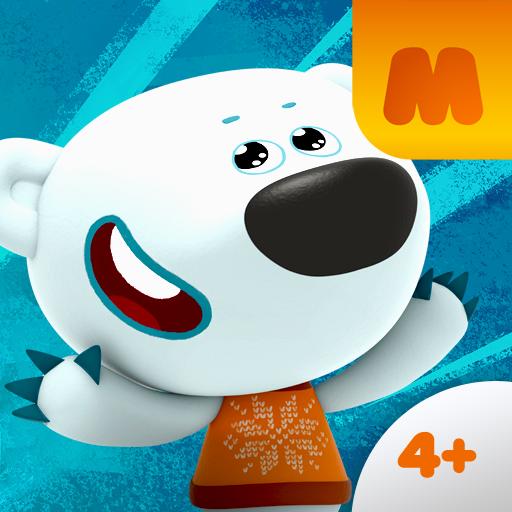 Be-be-bears - Creative world (game)