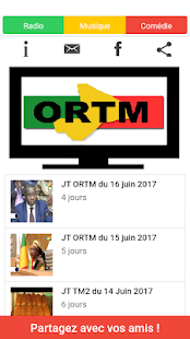 ORTM Mali TV for pc