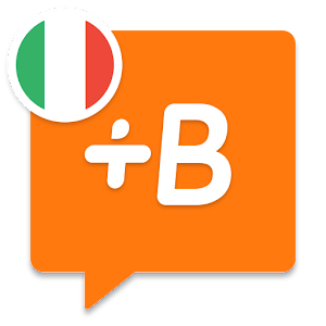 Learn Italian with Babbel Icon