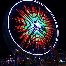by Karen McKenzie McAdoo - City,  Street & Park  Amusement Parks
