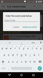 McDonald's U.S. Central Zone - screenshot