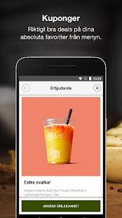 App McDonald's Sverige APK for Kindle