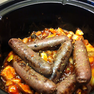 Venison Sausage Crock Pot Recipes