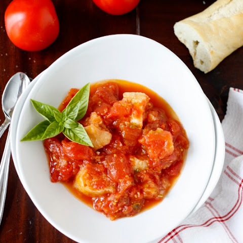 Pappa al Pomodoro {Tomato and Bread Soup}