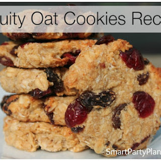 Fruity Oat Cookies