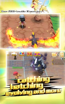 Catch'em Monster apk screenshot