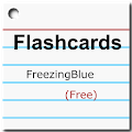 App FreezingBlue Flashcards (Free) apk for kindle fire