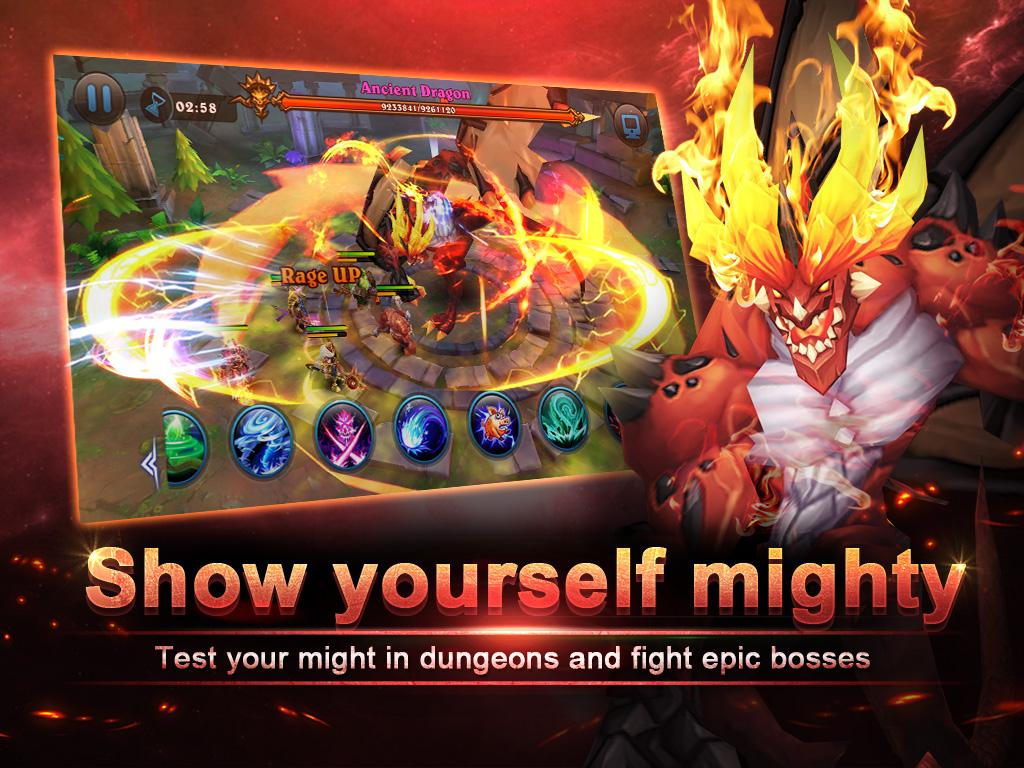 Magic Legion - Age of Heroes Screenshot 14