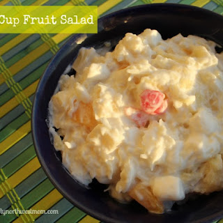 Easy 5 Cup Fruit Salad