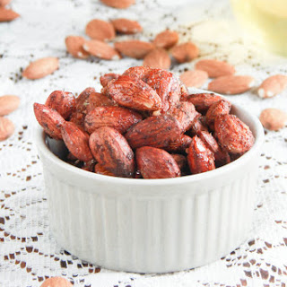 Spiced Almonds Snack Recipes