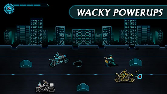 Twisted Machines Moto Madness - screenshot