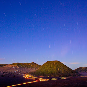 Mt. Bromo by Kadetz Soewoko - Landscapes Mountains & Hills ( mountains, tengger, nature, indonesia, east java, travel, landscape )