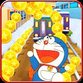 Subway Doramon Run Adventure 2017 APK for Bluestacks