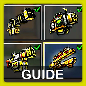 Weapon Guide for Pixel Gun 3D