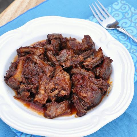 Roman-Style Braised Oxtail