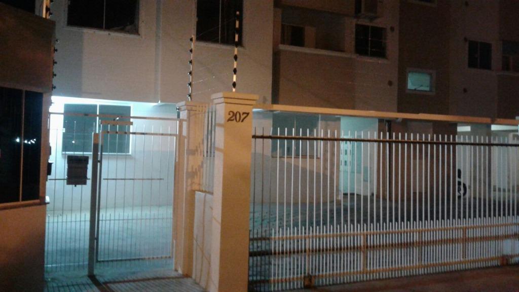 Apartamento com 2 dormitórios à venda, 52 m² por R$ 60.000 - XV de Novembro - Tijucas/SC