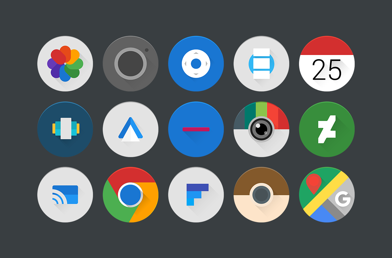 Celandia Icon Pack Screenshot