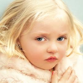 Dirty Looks by Cheryl Korotky - Babies & Children Child Portraits