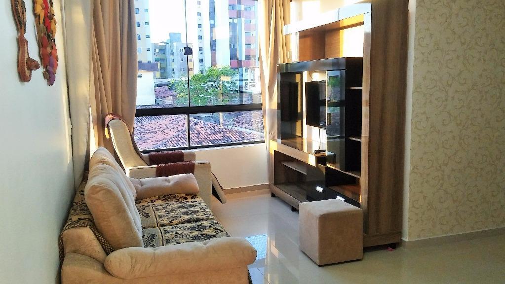 Apartamento com 3 dormitórios à venda, 72 m² por R$ 200.000 - Bancários - João Pessoa/PB