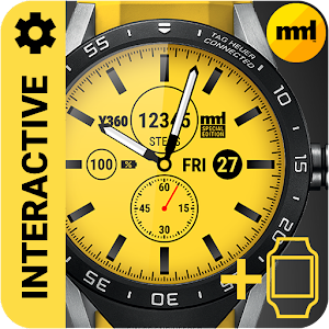 Watch Face Y360 Interactive