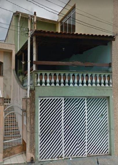 Sobrado com 2 dormitórios para alugar, 200 m² por R$ 2.000/mês - Osvaldo Cruz - São Caetano do Sul/SP