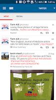 Screenshot of Farm Aid